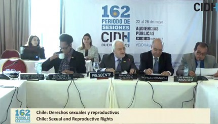 162 Periodo de Audiencias - CIDH